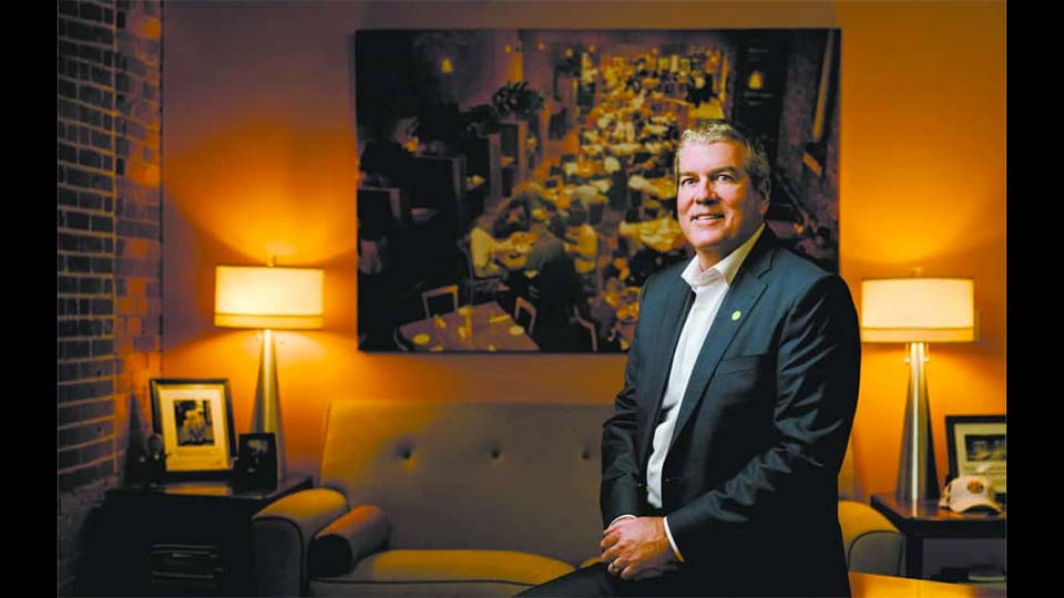 VisitGreenvilleSC CEO, Chris Stone, to retire at end of year