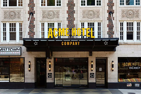 River North's Acme still among world's 50 best hotels, says Condé Nast Traveler