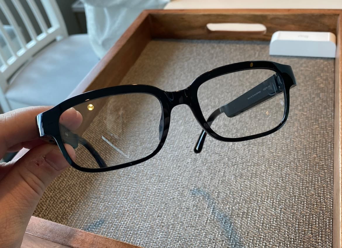 Amazon Echo Frames glasses with Alexa now available for $250