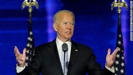 The US-China rivalry in tech and trade won't end because Joe Biden is president