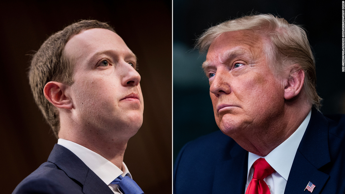 Trump administration sues Facebook over alleged favoritism for immigrant workers