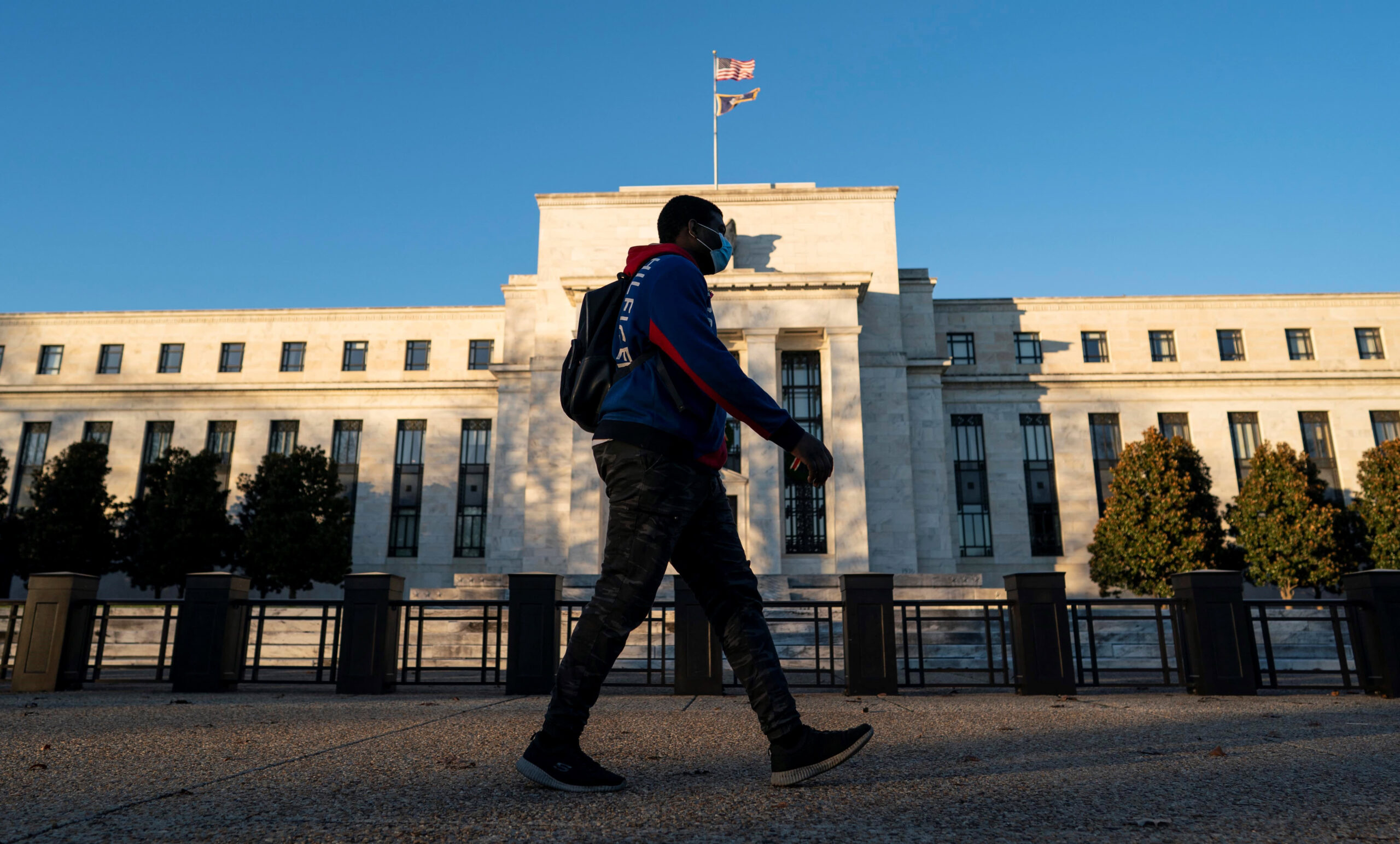 Fed officials see economy 'far from' where it needs to be, minutes show