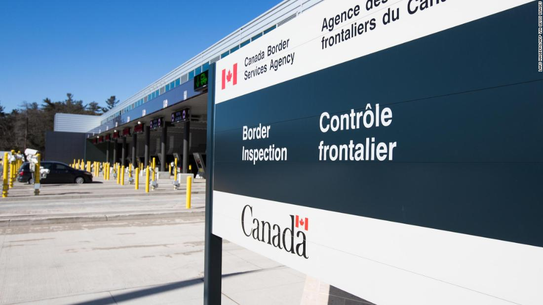 Canada further restricts its borders, sets up fines for Covid-test violations