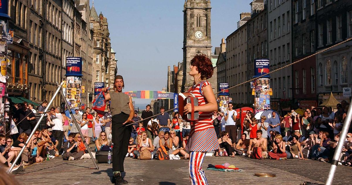 Travel bible Condé Nast has voted Edinburgh as Scotland's 'friendliest' city