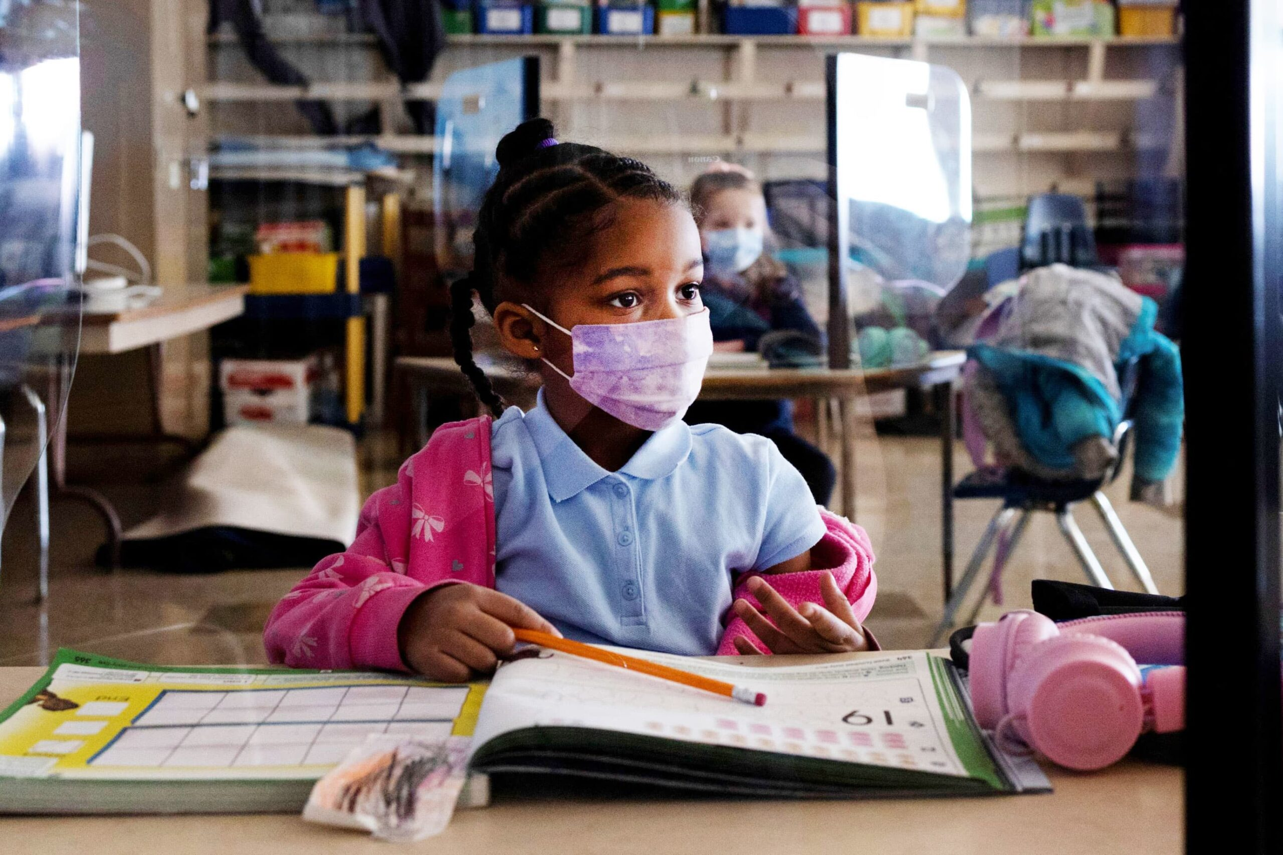 CDC may shorten Covid social distancing advice for schools to 3 feet: director