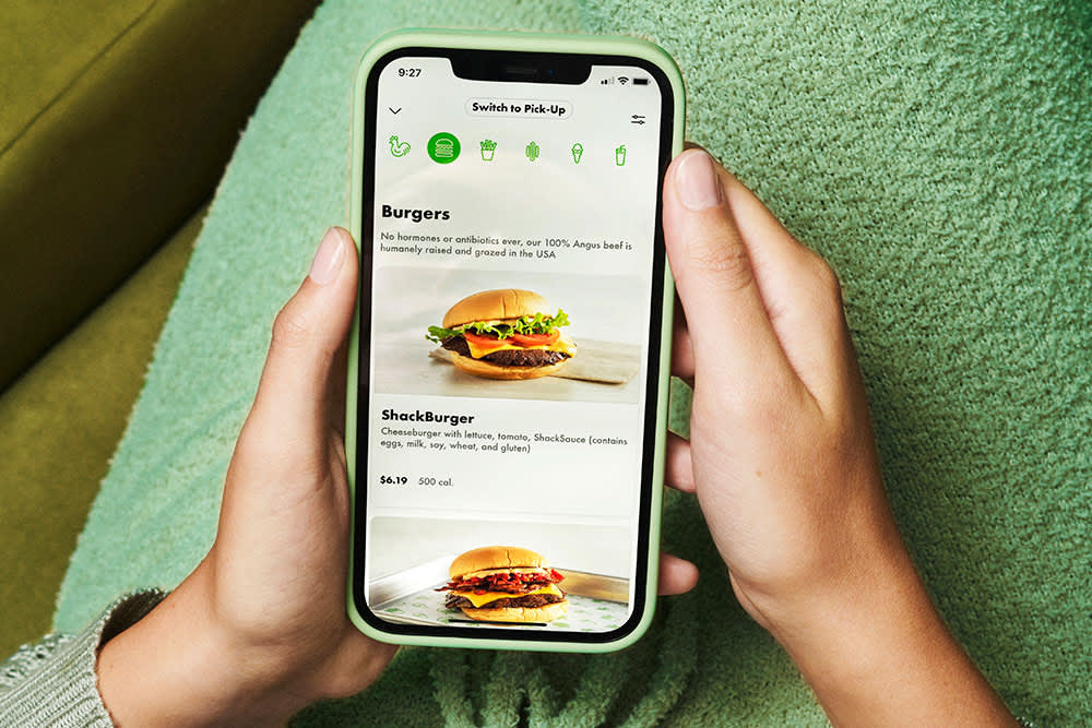 Shake Shack partners with Uber Eats to launch a delivery service
