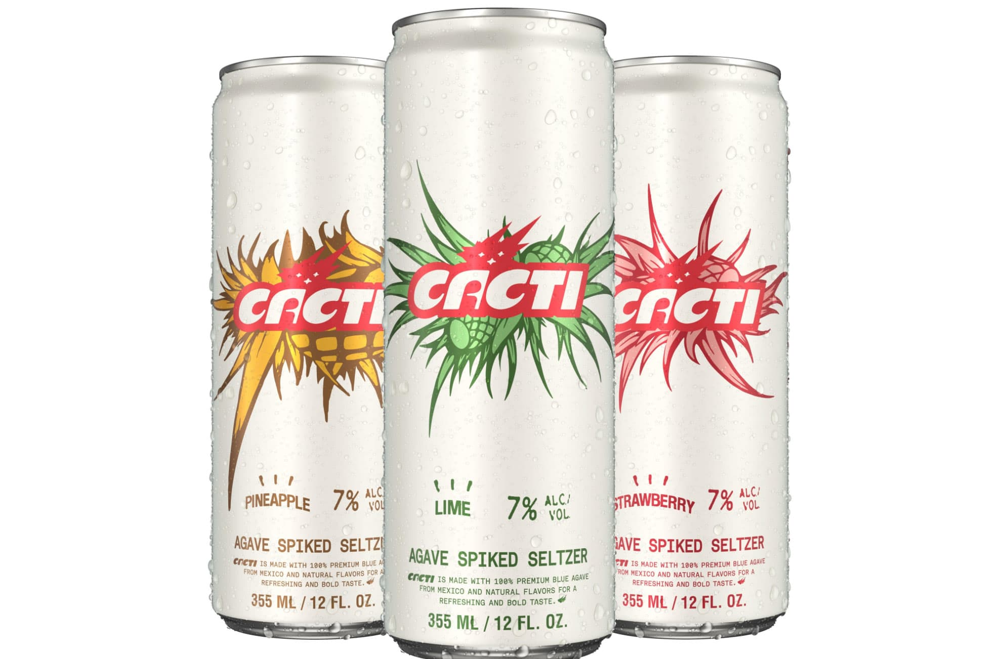 Anheuser-Busch CEO on success of Travis Scott-backed Cacti hard seltzer