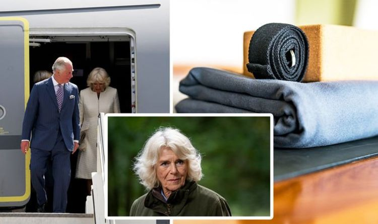Camilla Parker Bowles: Duchess of Cornwall packs a yoga block for royal travel | Travel News | Travel