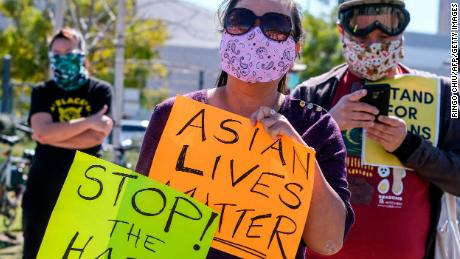 Anti-Asian violence must be charged as a hate crime