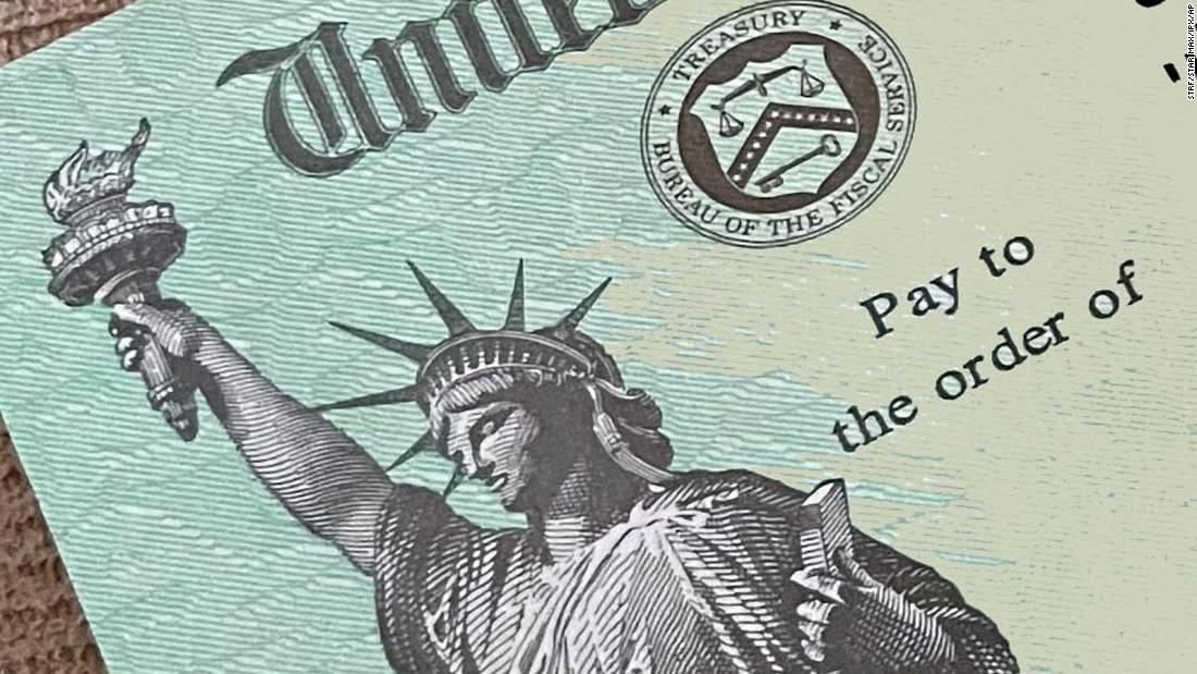 Stimulus checks: Here's why your payment may still be pending