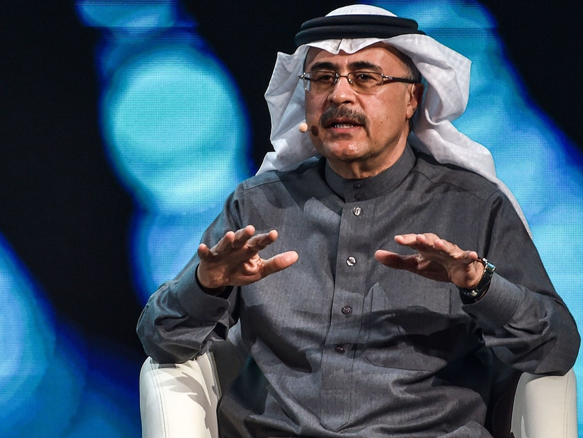 Saudi Oil Giant Aramco Reports 44% Profit Slump In 2020 Amid Coronavirus Pandemic