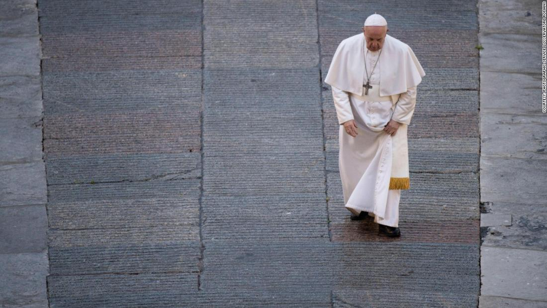 'Francesco' review: Pope Francis is profiled amid times of crises in a dutiful documentary