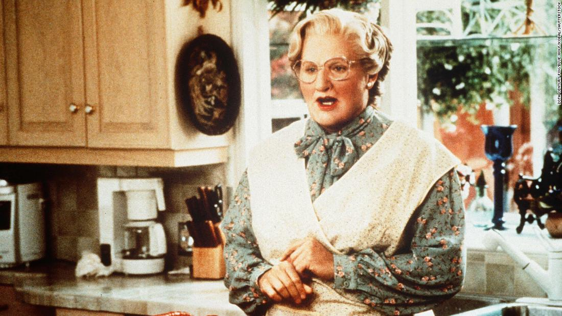'Mrs. Doubtfire' director confirms there is an R-rated version of the movie