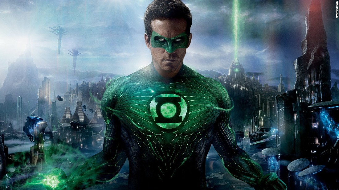 Ryan Reynolds just watched 'Green Lantern' for the first time and had some thoughts