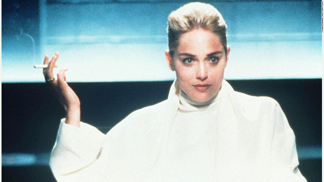 Sharon Stone says she was misled about explicit 'Basic Instinct' scene