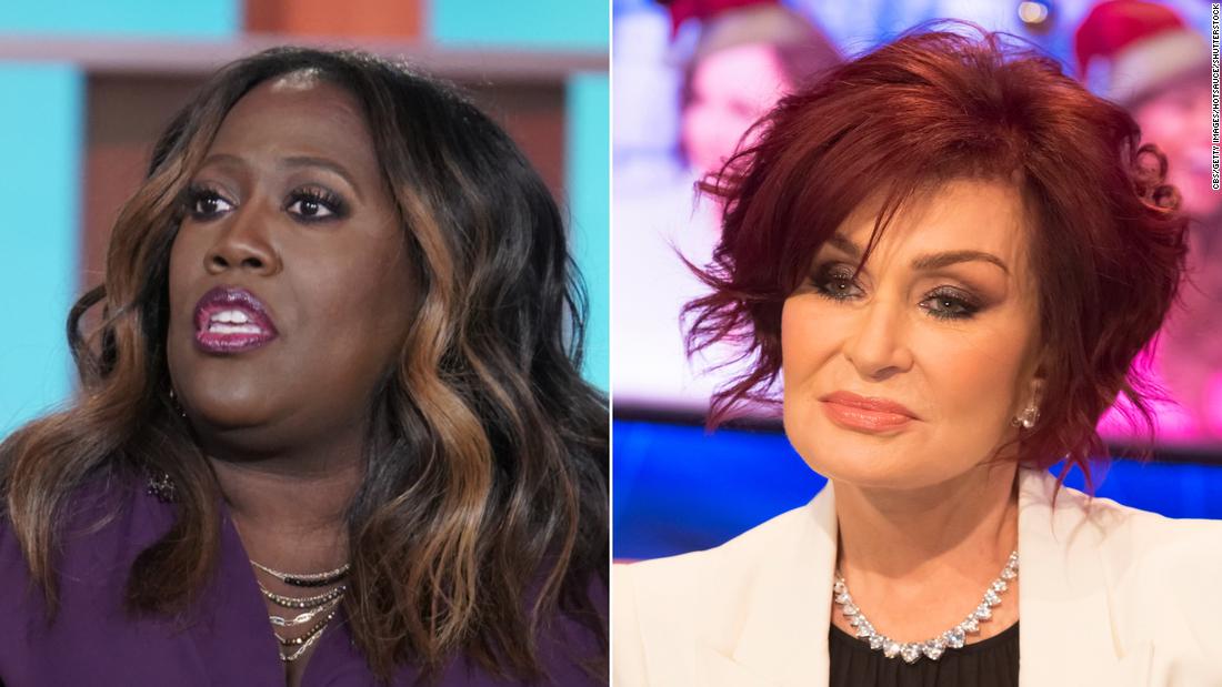 Sheryl Underwood: What she's said about Sharon Osbourne dispute