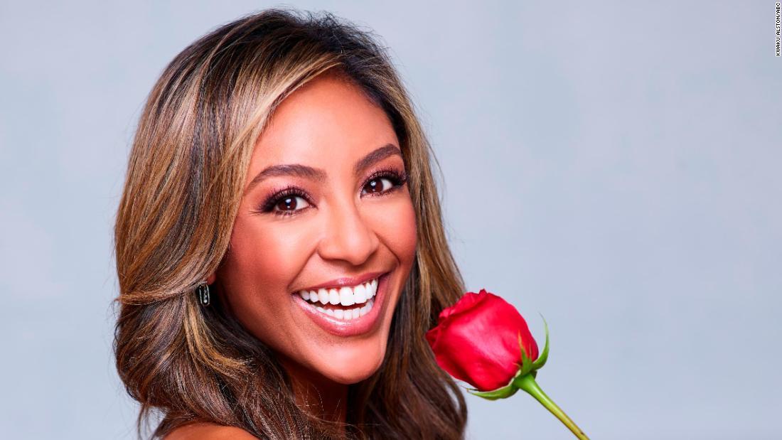 Tayshia Adams says of new 'Bachelorette' hosting gig 'my presence matters'