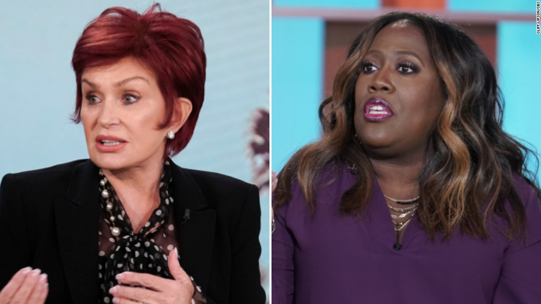 'The Talk' is on hiatus after Sharon Osbourne and Sheryl Underwood's heated debate