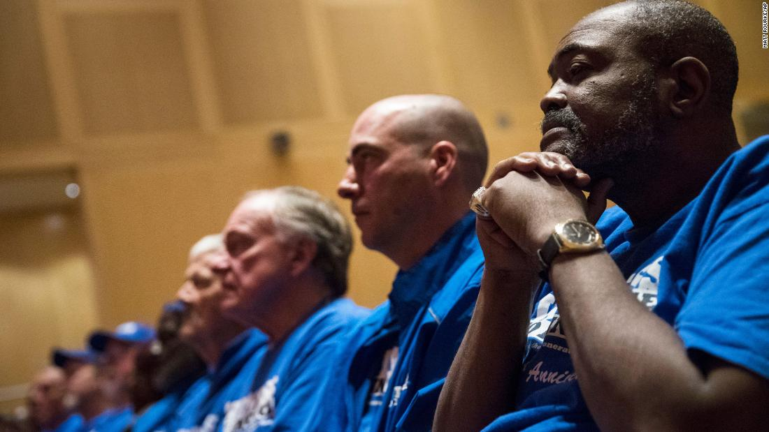 They were innocent and on death row. The exonerated want to ensure Biden keeps pledge