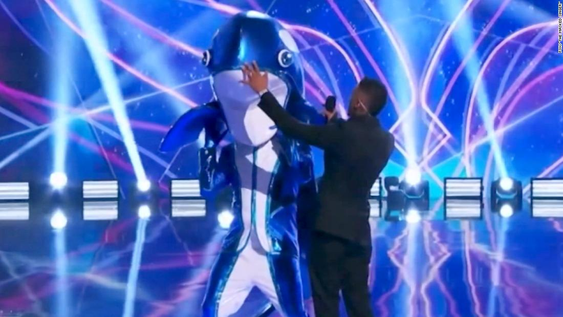 'The Masked Singer' reveals identity of The Orca - CNN