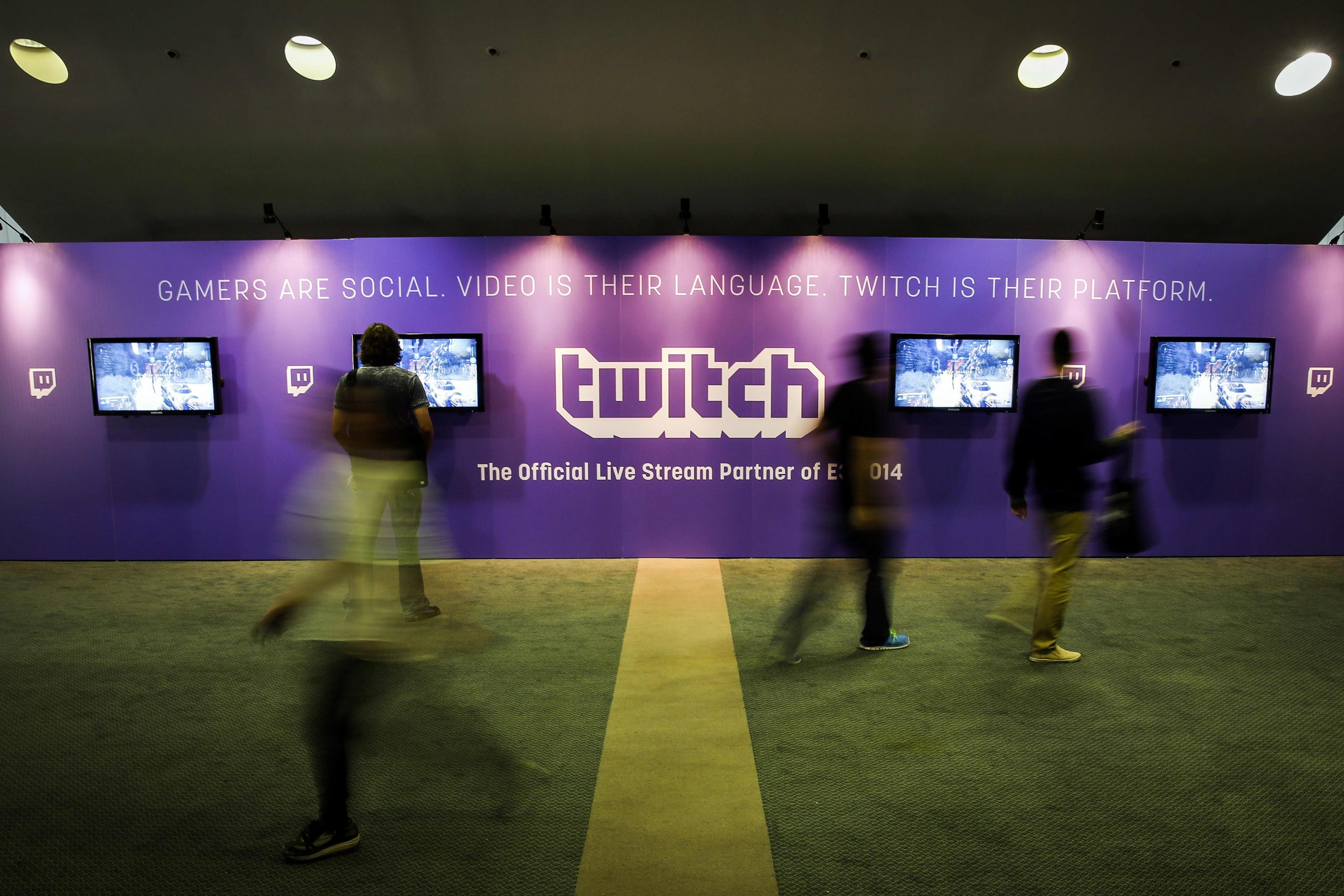 Twitch says it will punish users for harmful offline behavior
