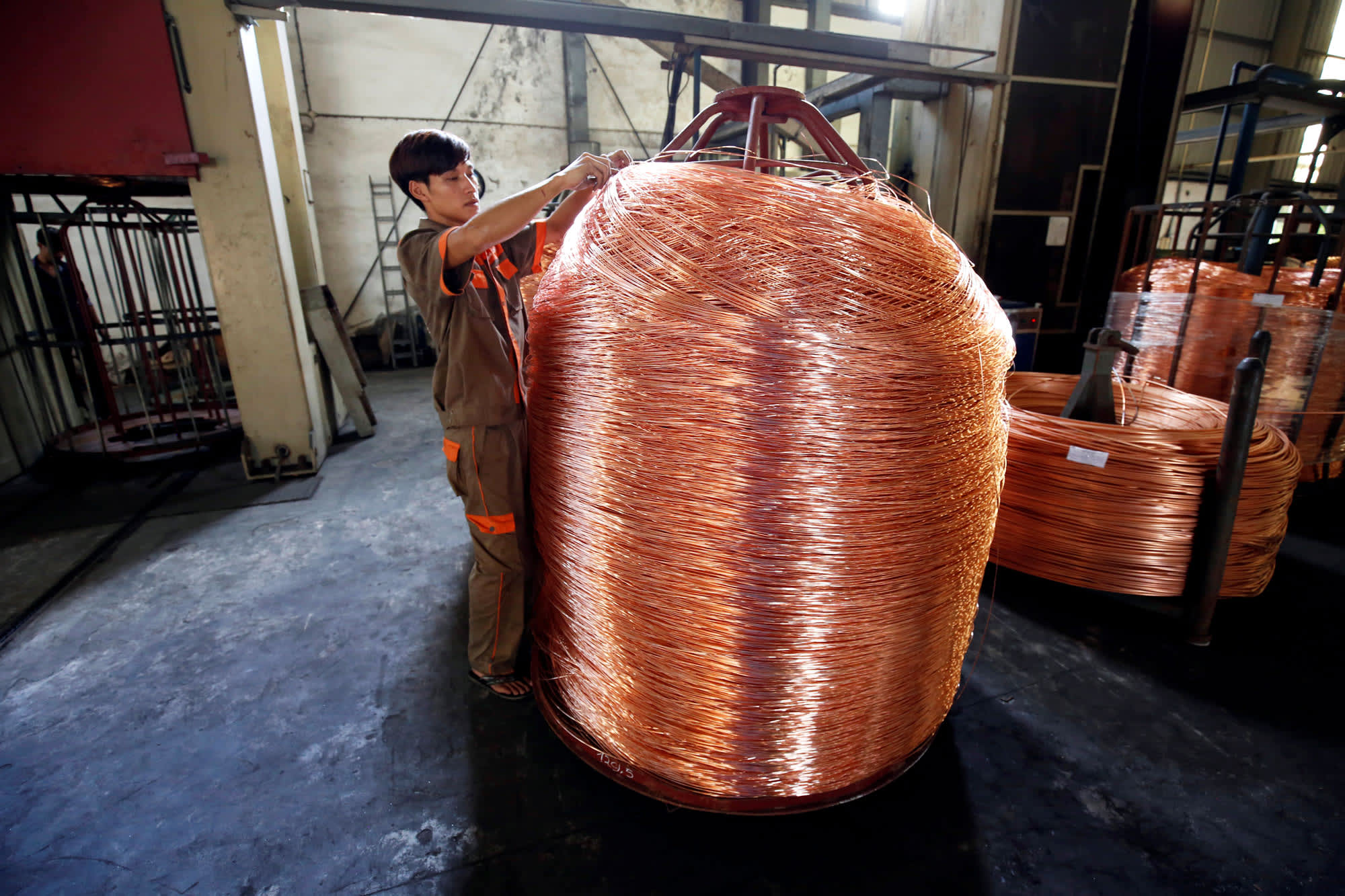 Goldman says copper is the new oil, raises price forecast