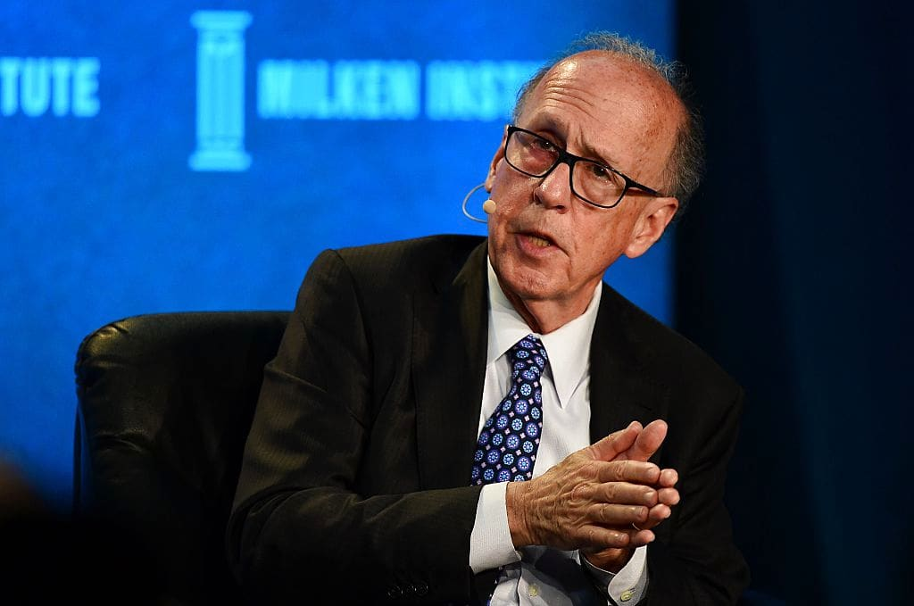 Stephen Roach questions Biden's decision to keep Trump's China policies