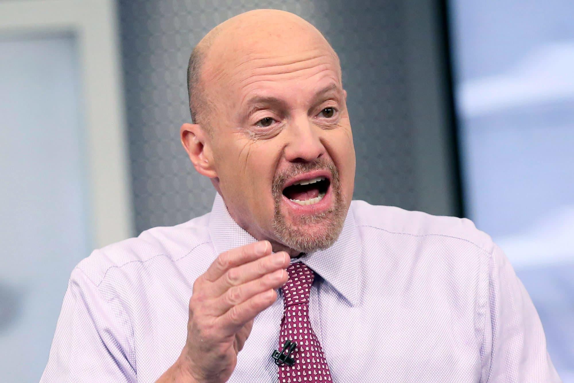 Jim Cramer reveals 7 stock market concerns going into earnings season