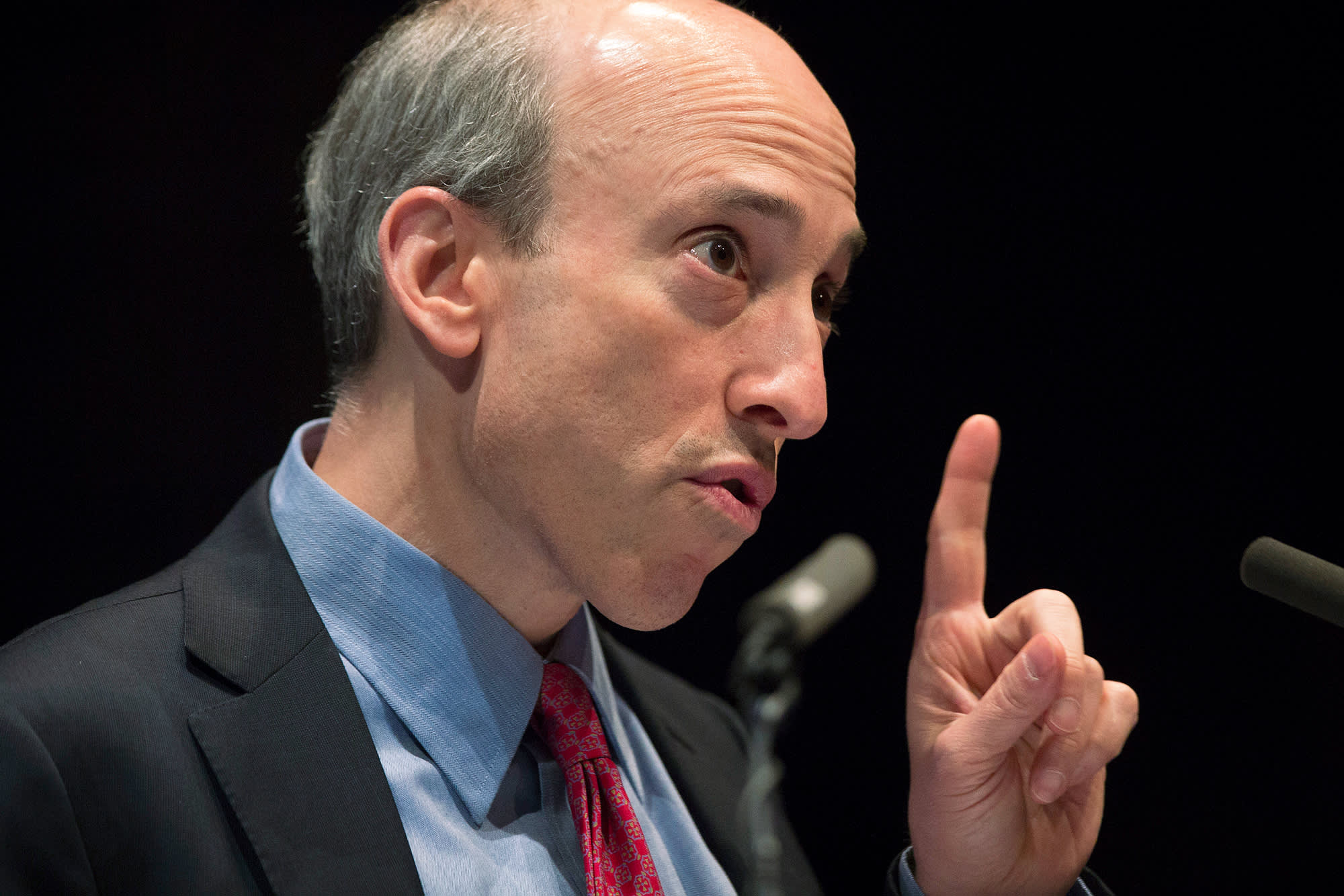 Gary Gensler has a full agenda as he gets set to take over the SEC