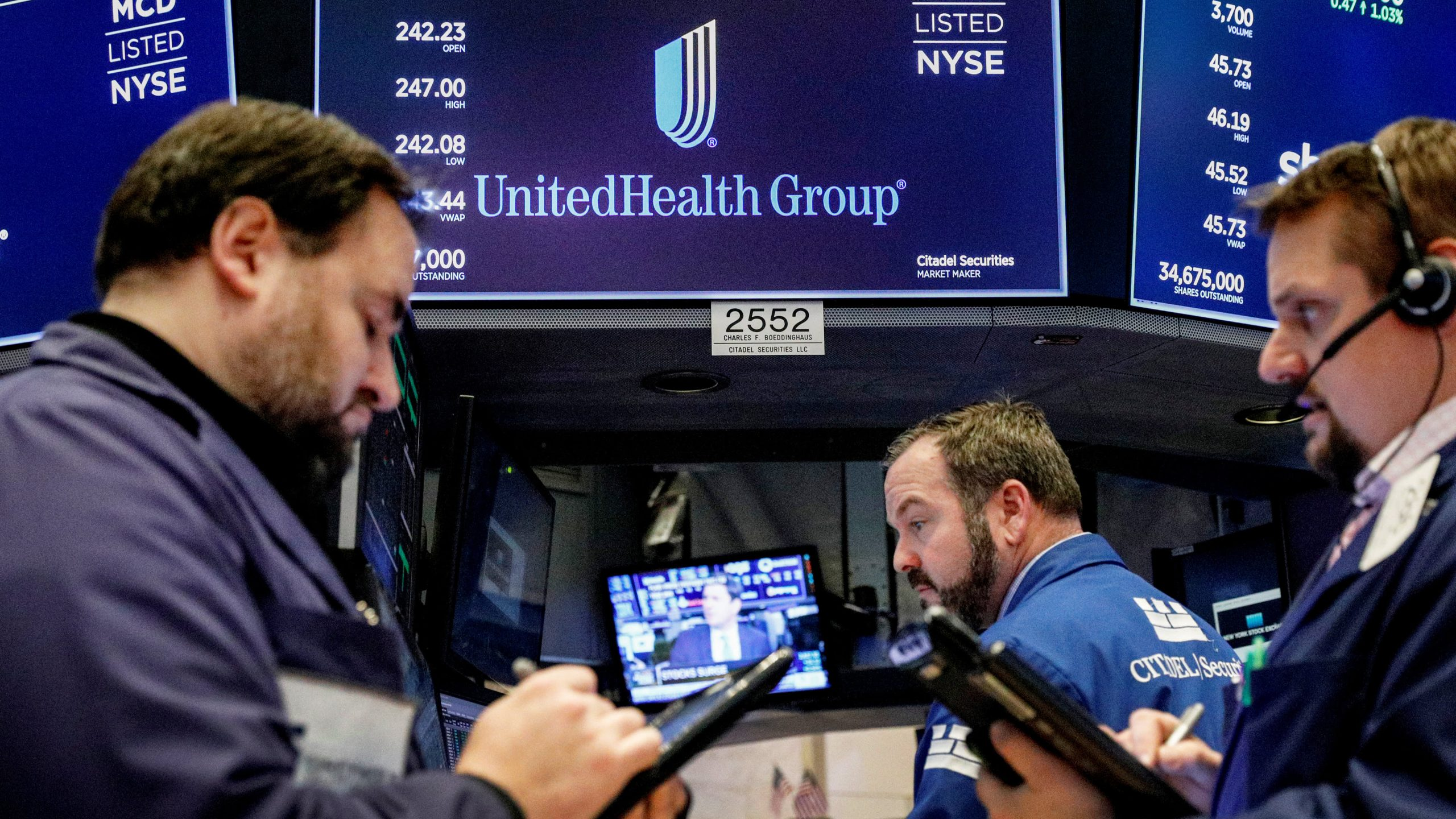 Health-care stocks are making a comeback, Jim Cramer says