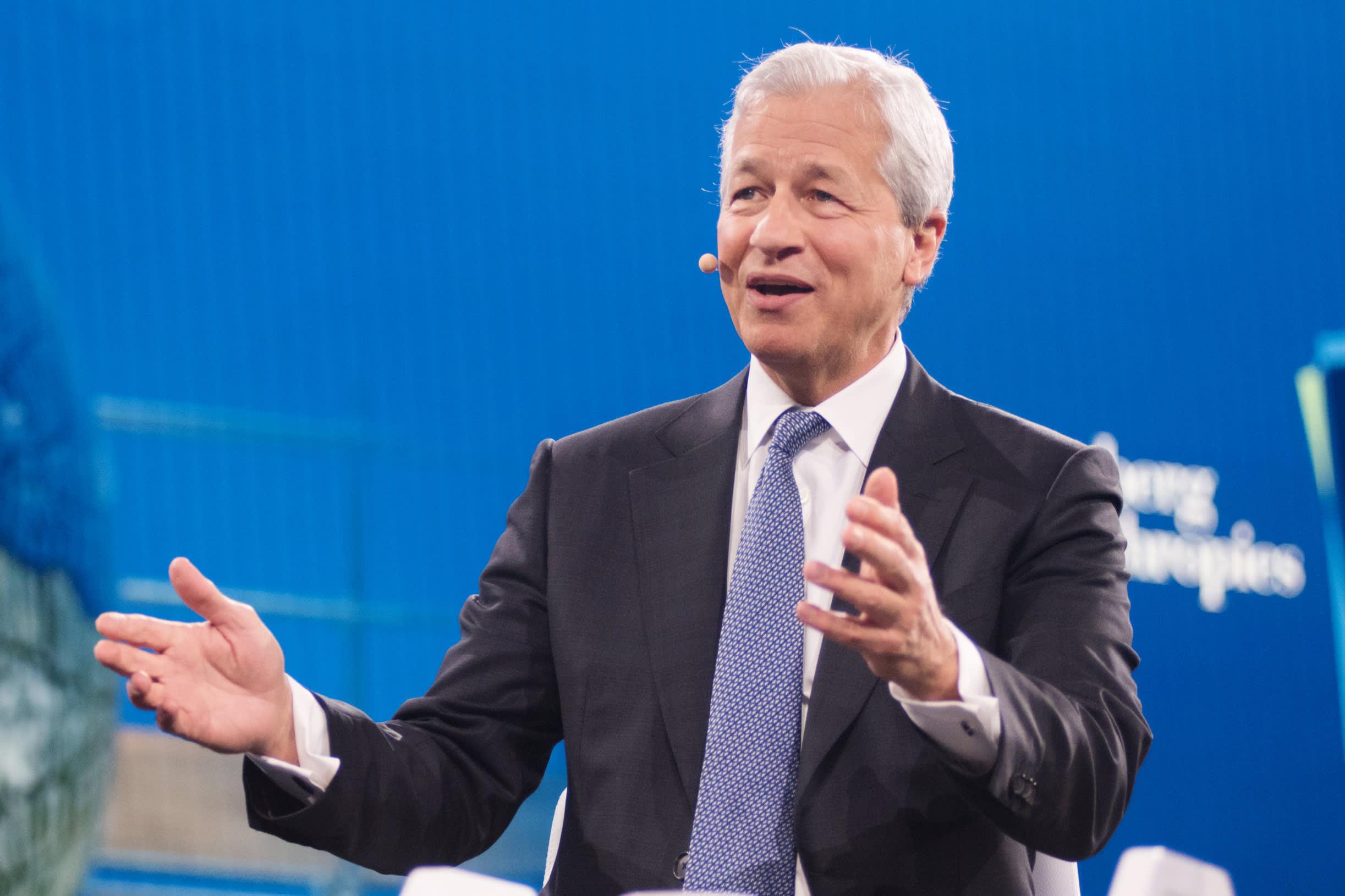 JPMorgan and Goldman kick off bank earnings Wednesday