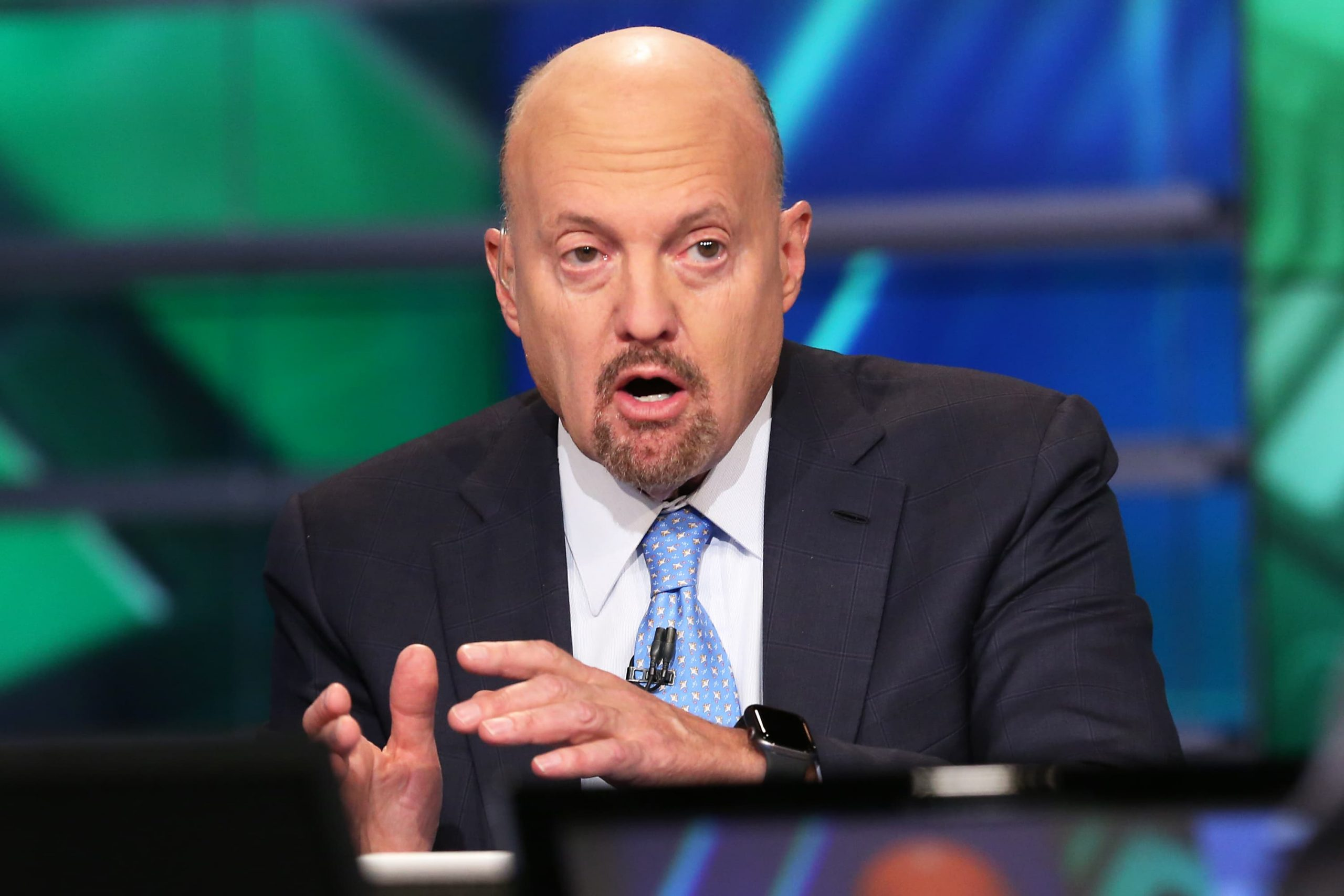 Jim Cramer says he sold some of his bitcoin and paid off a mortgage