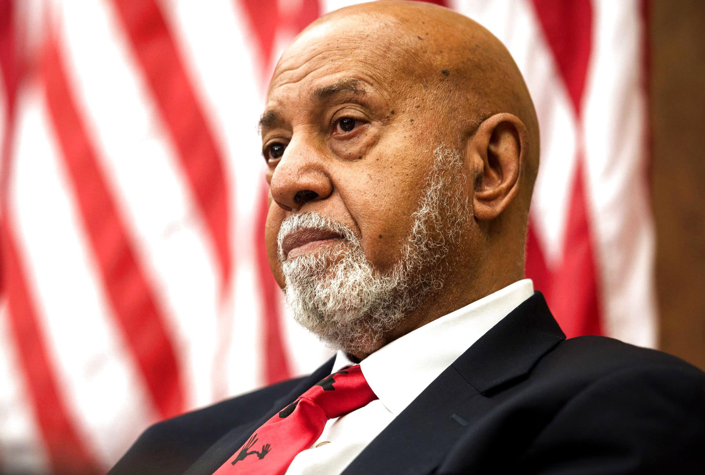 Rep. Alcee Hastings dies, narrowing Democratic House majority to just 7