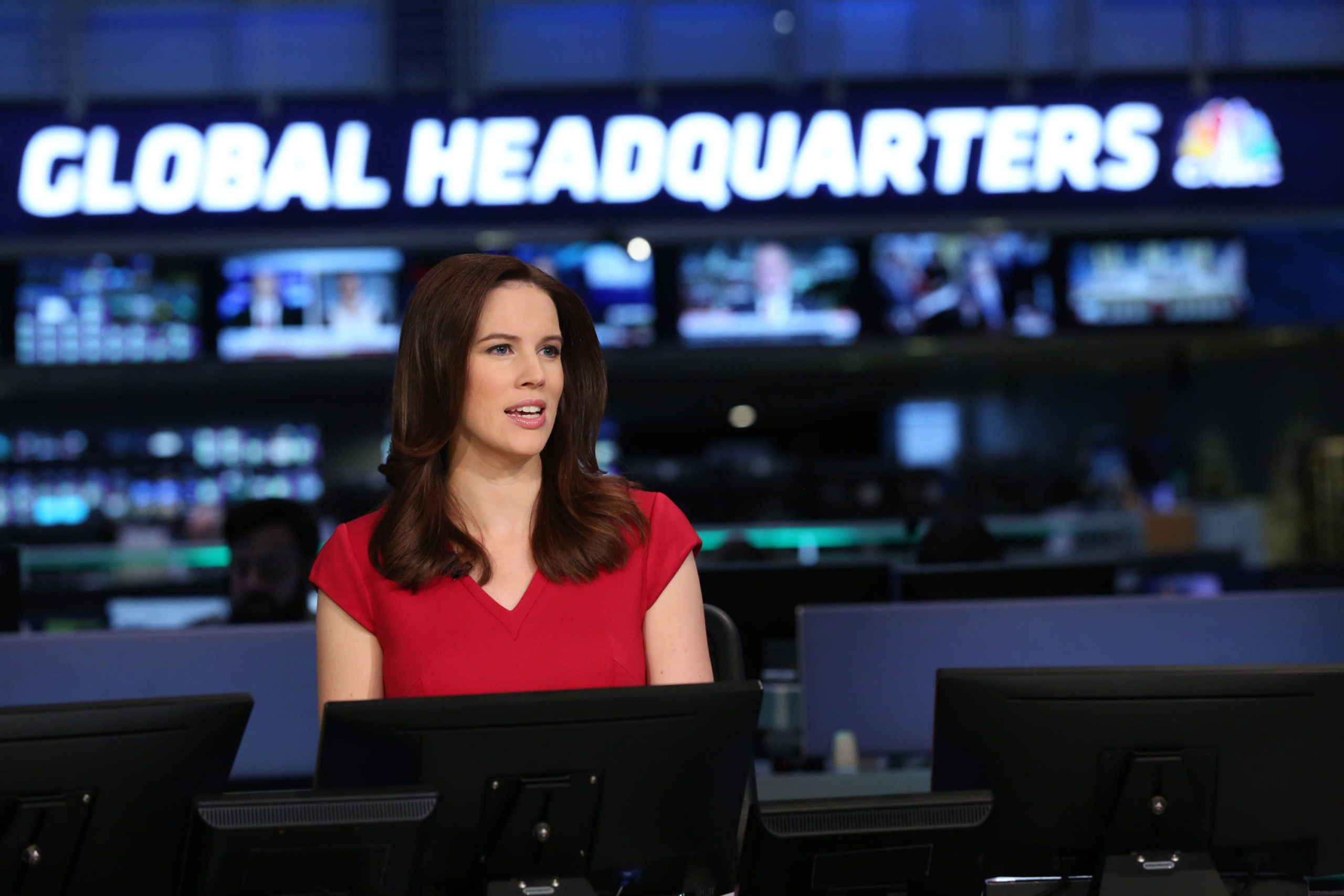 Kelly Evans: Jaw-dropping