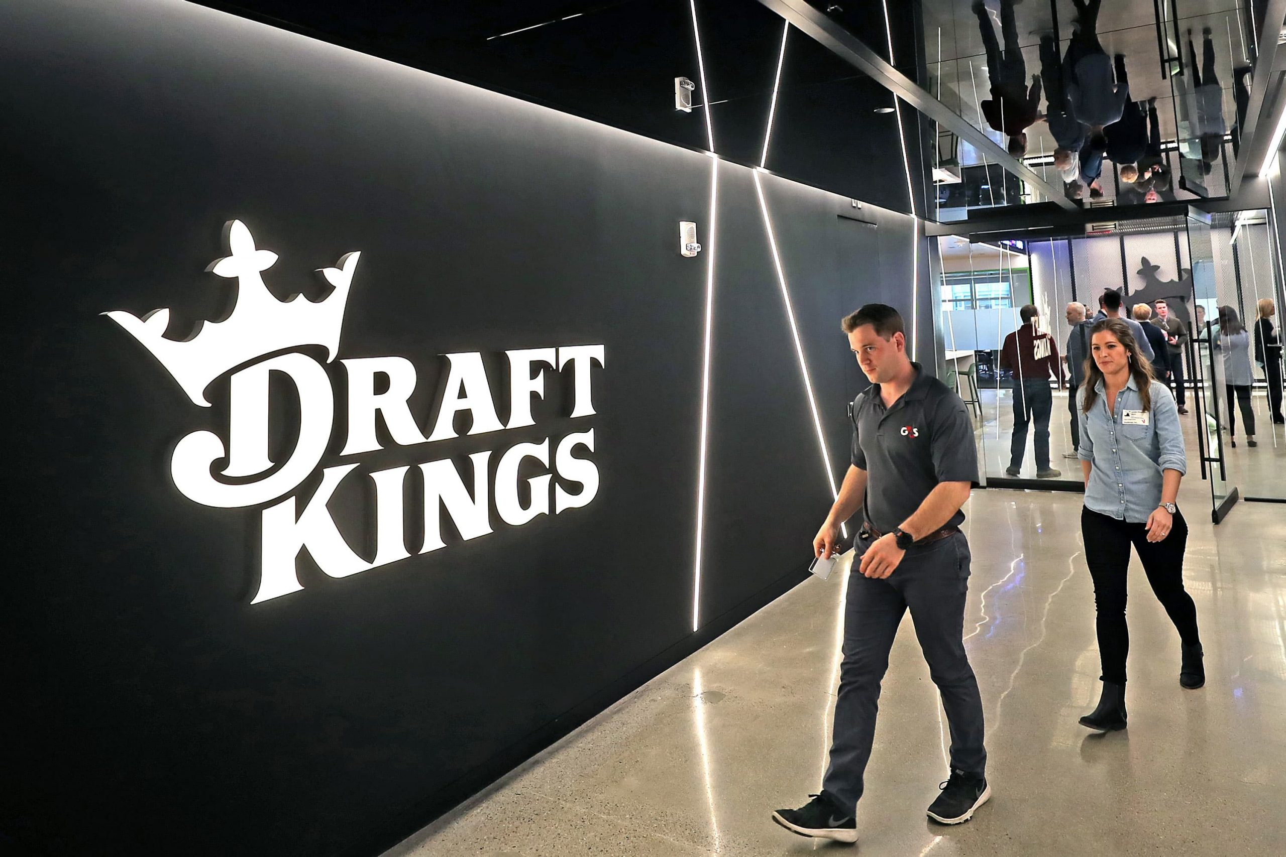 DraftKings, QuantumScape, PPG & more