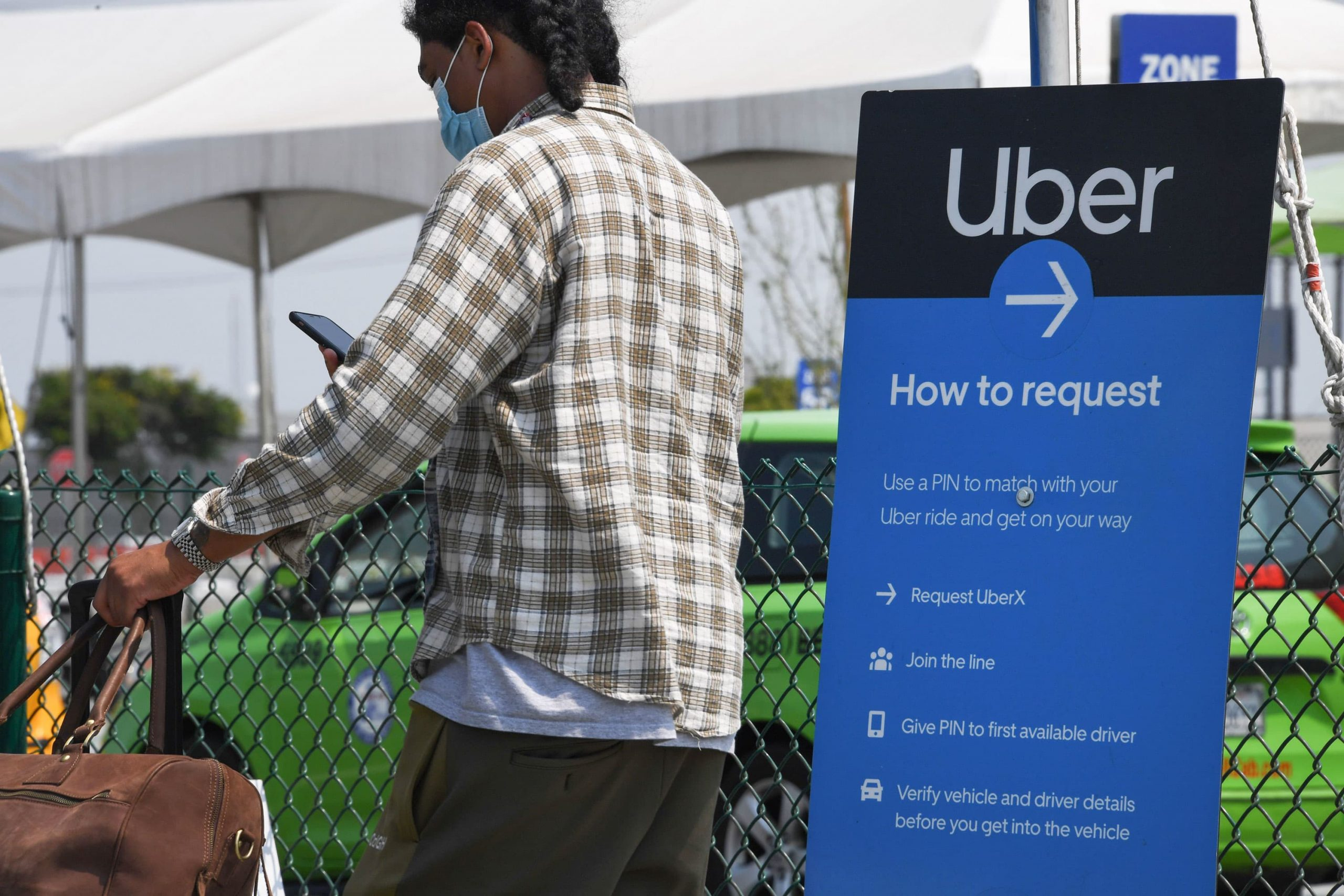 Uber, Nuance, Alibaba & more