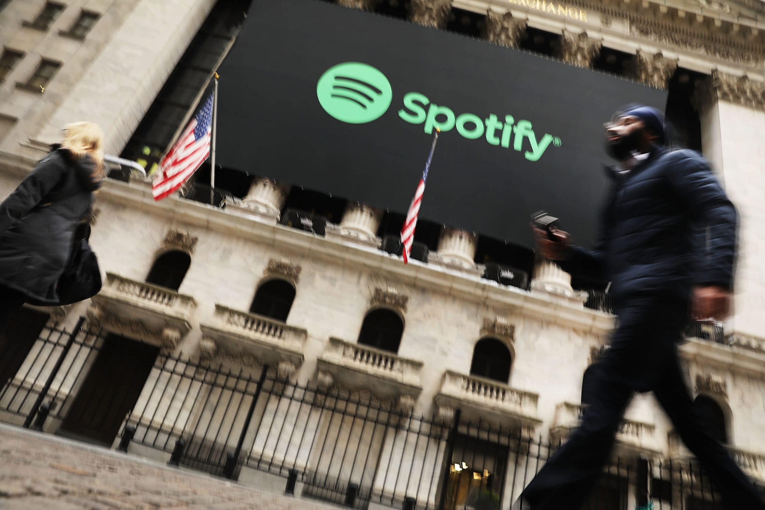 Spotify acquires Betty Labs, maker of live audio app Locker Room