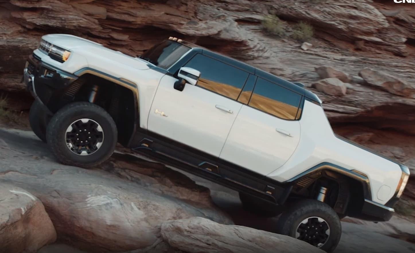 GM says electric Chevrolet Silverado pickup to follow Hummer EV