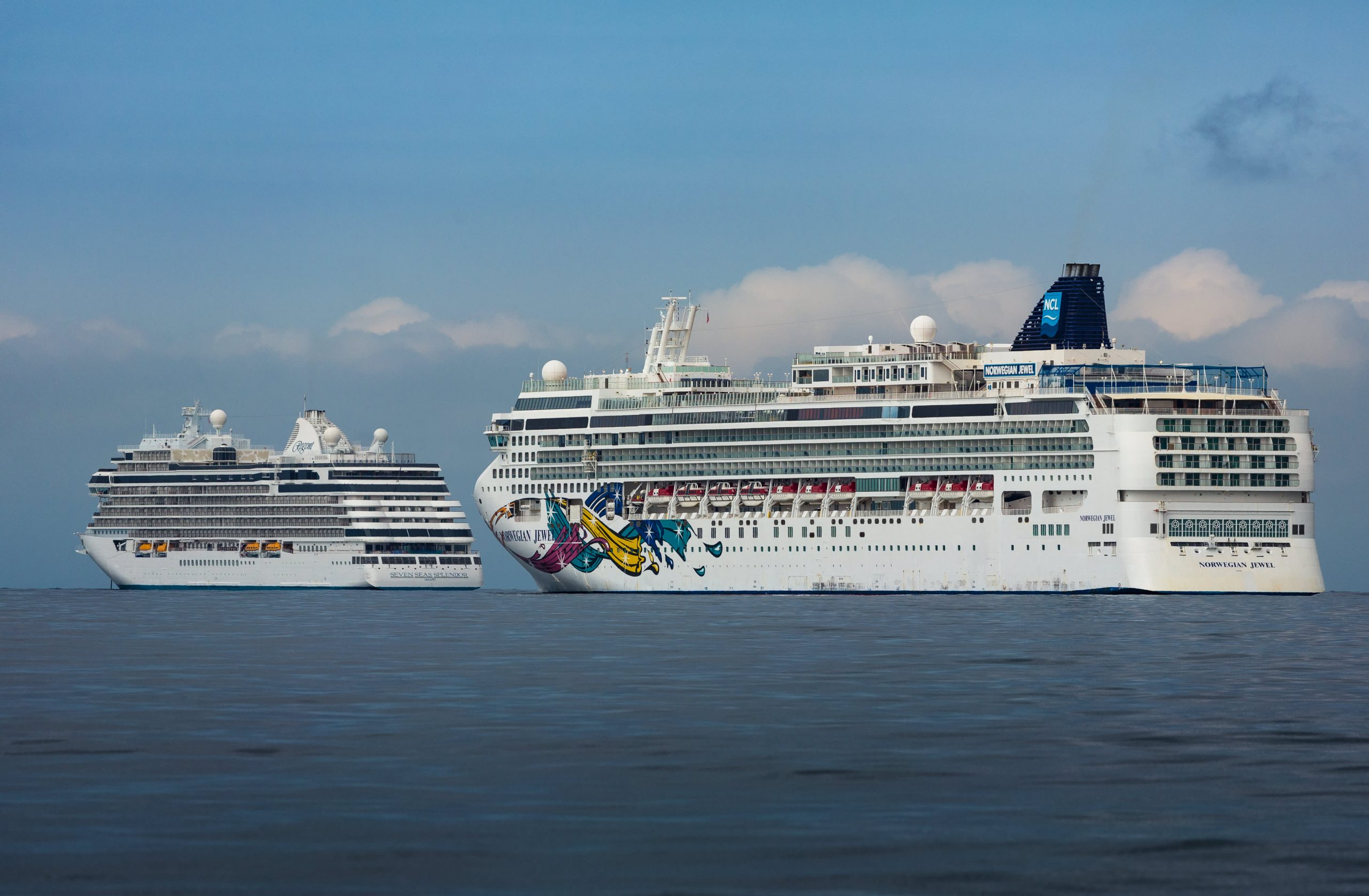 Norwegian Cruise Line CEO on how the company's cruise ships can safely set sail once again