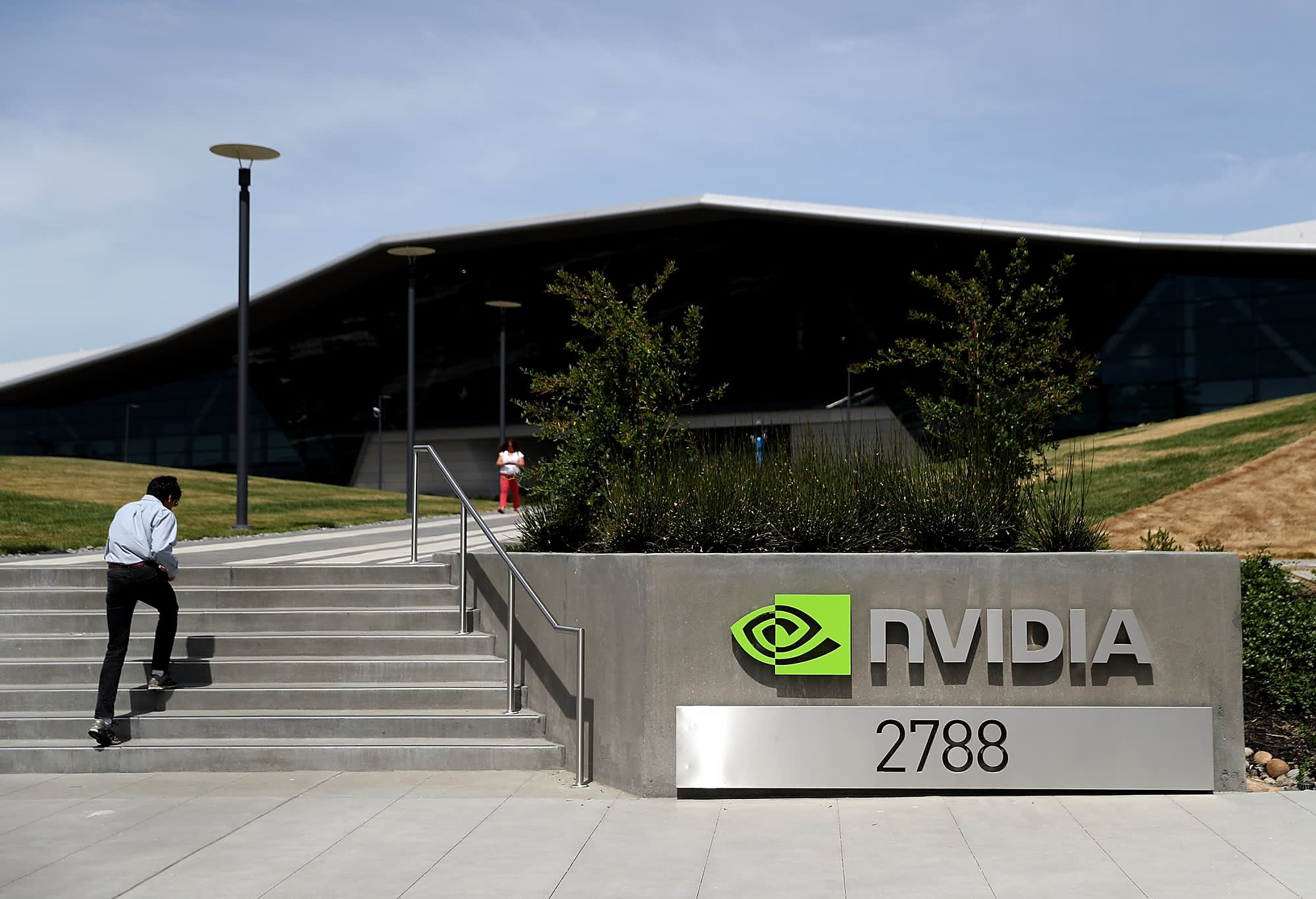 Nvidia stock rises as it sees better-than-expected first quarter