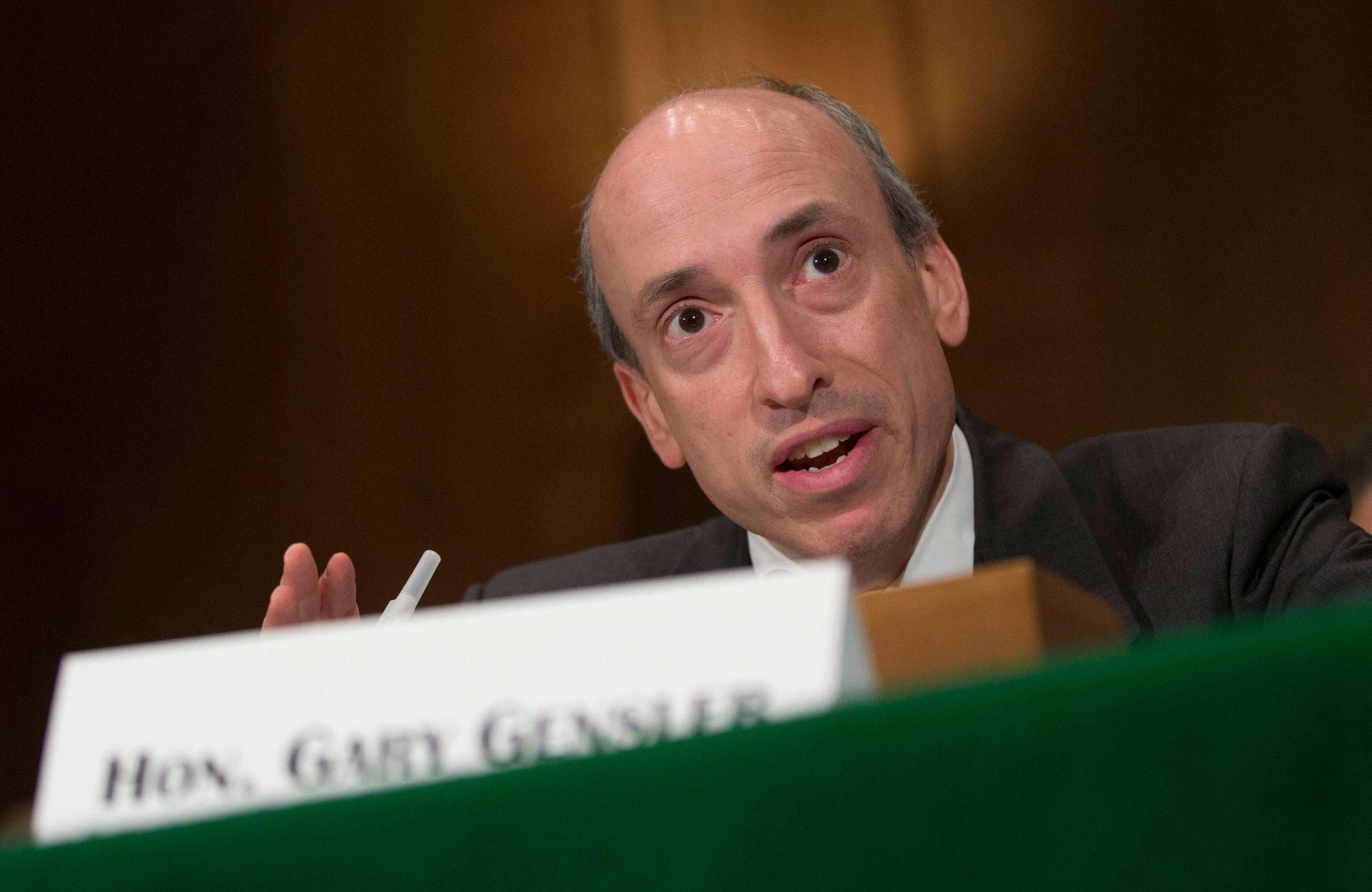 Gary Gensler confirmed by Senate to lead the SEC, Wall Street's top regulator