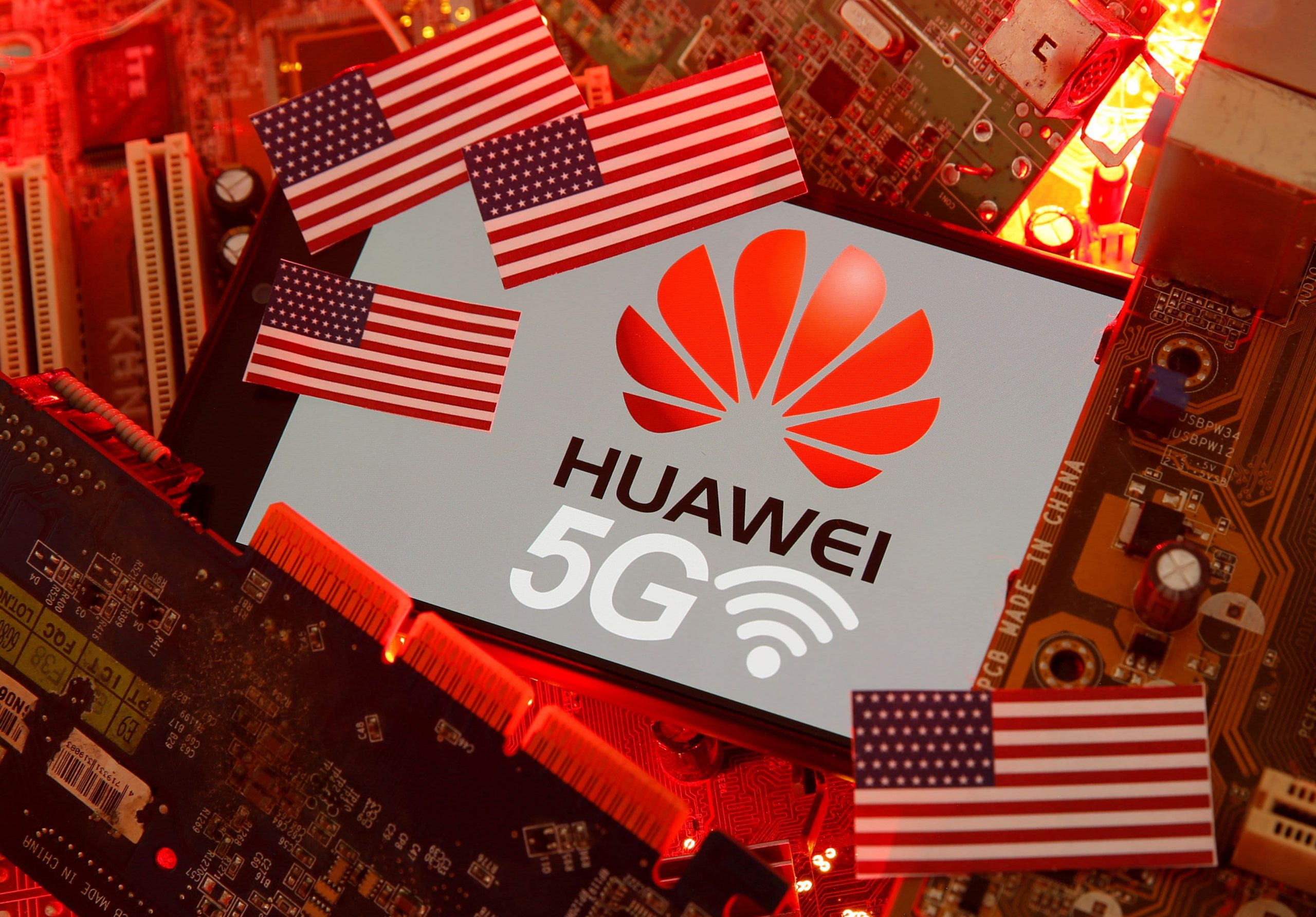 Huawei tries to blame global chip shortage on U.S. sanctions
