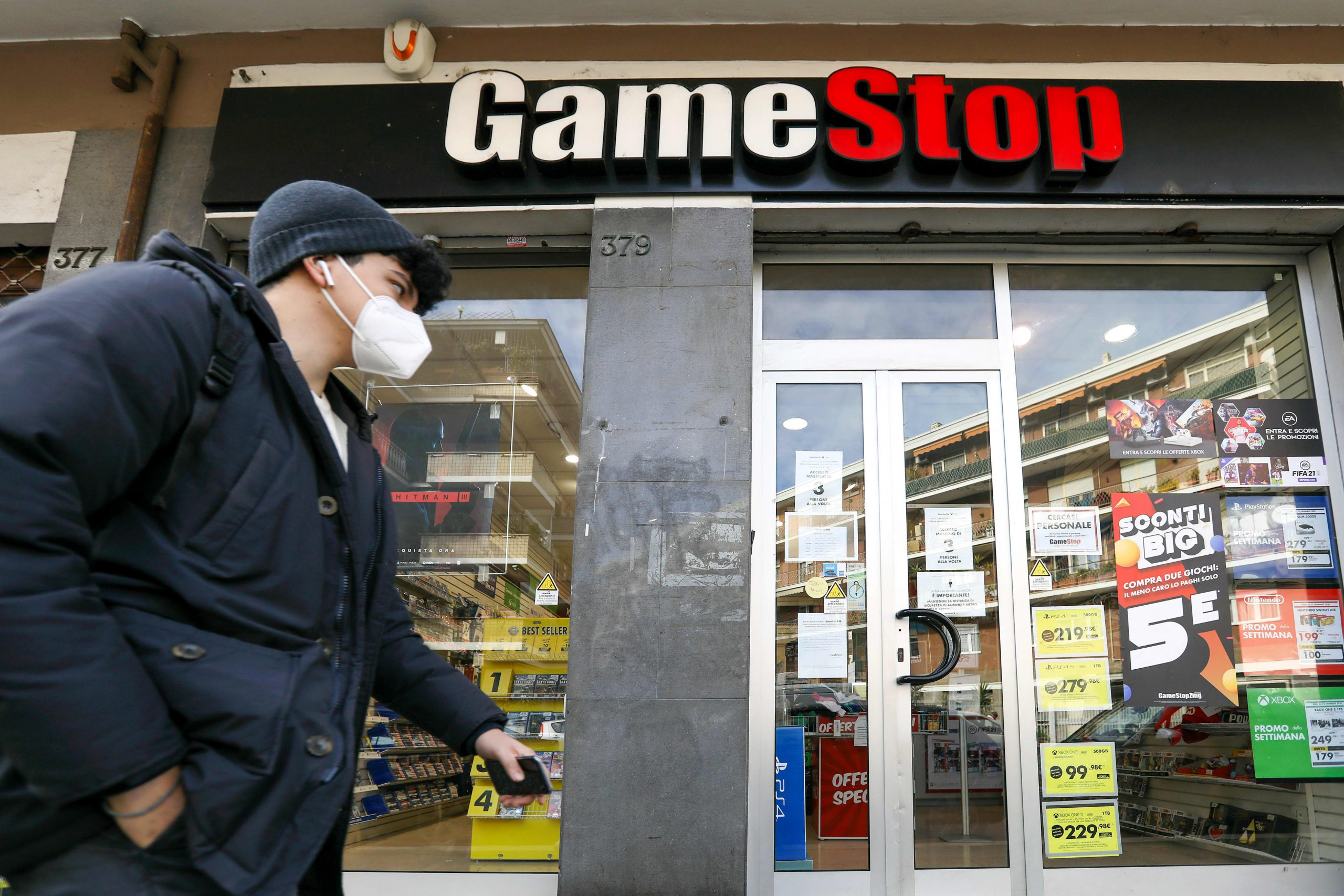 AMC, Gamestop share offerings are longterm positives