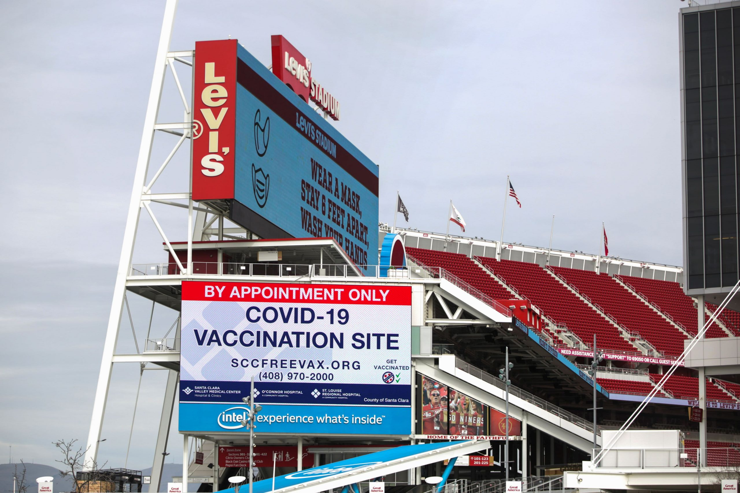 NFL to require vaccinations for employees, with some exceptions