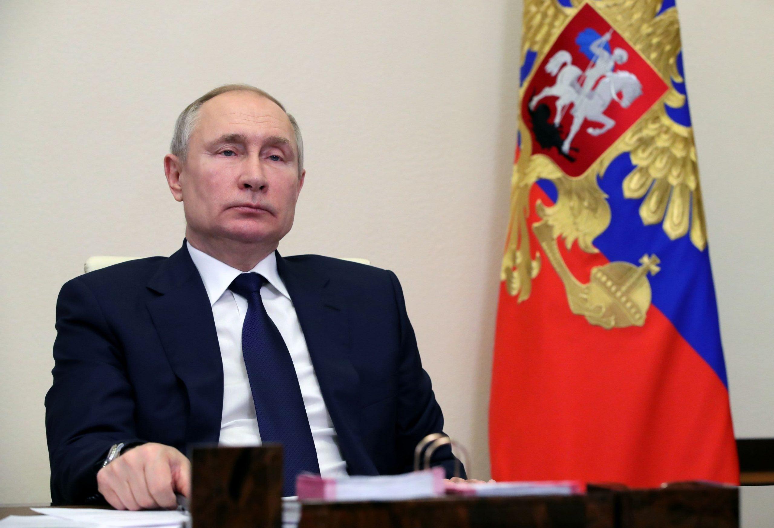 Biden proposes summit with Putin as Russia amasses on Ukraine border
