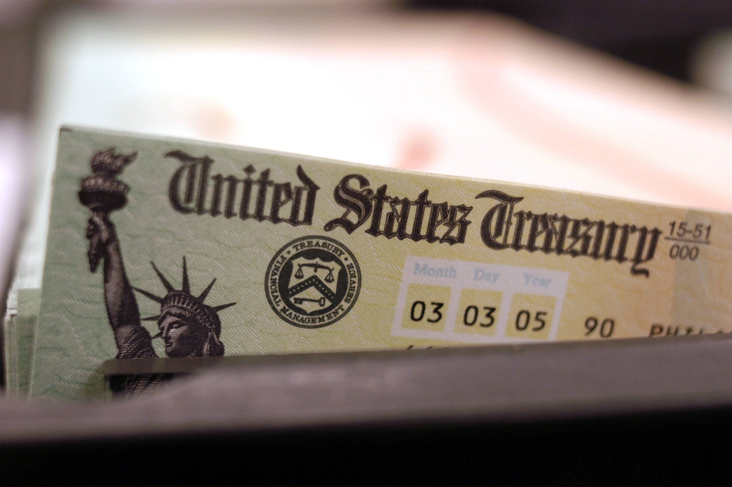 More $1,400 stimulus checks are sent as the IRS processes tax returns