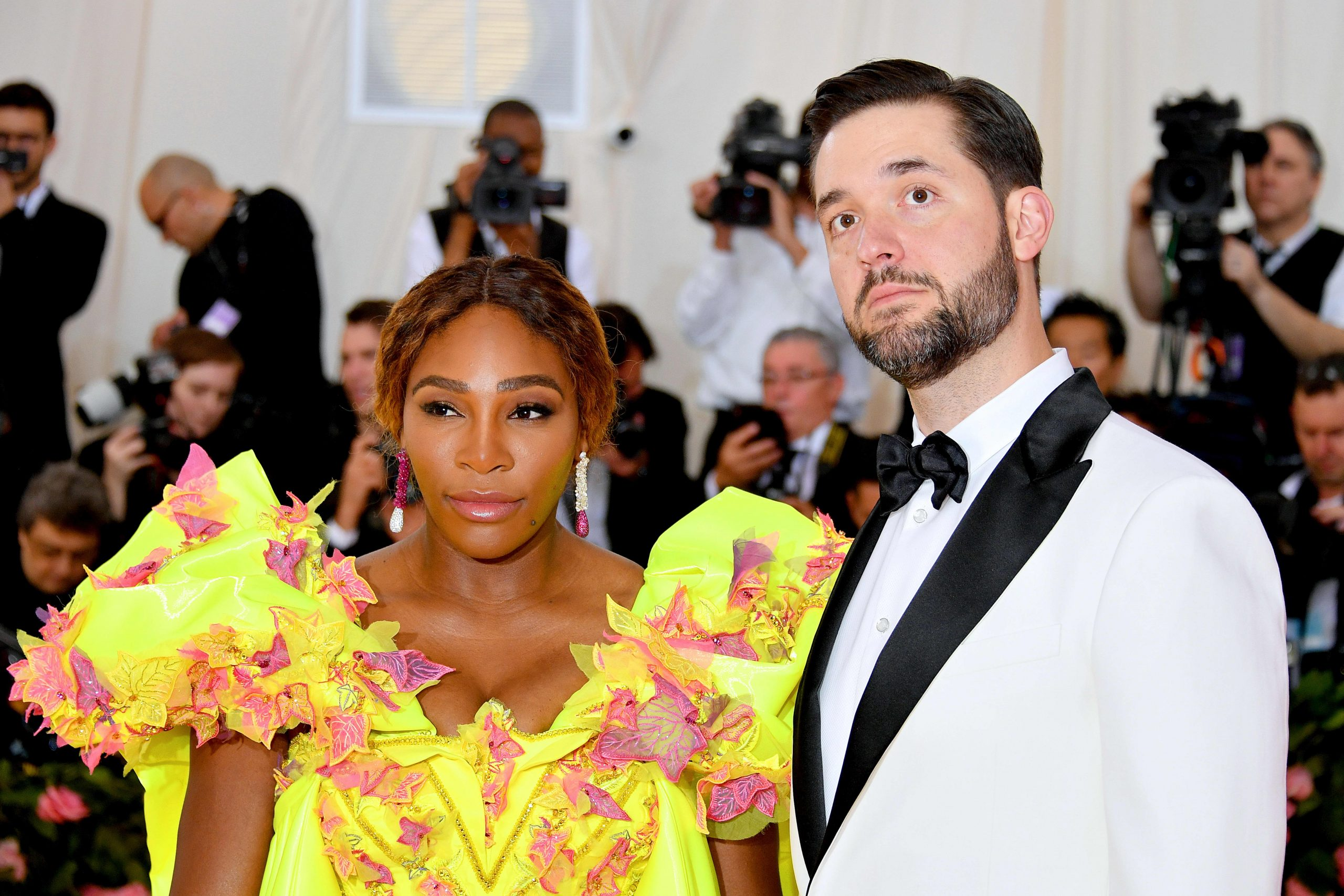 Serena Williams, Alexis Ohanian invest in bitcoin reward startup Lolli
