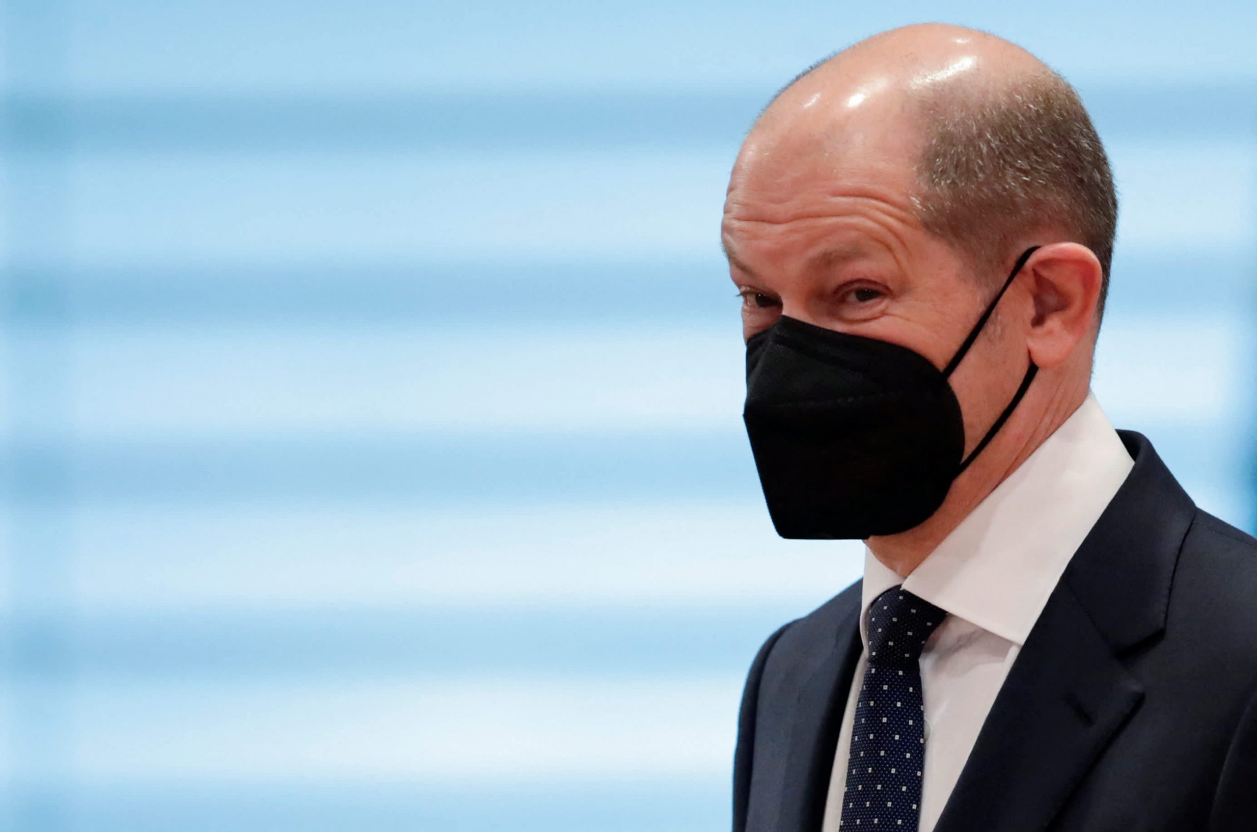 Germany's Scholz on Covid crisis, vaccinations and higher taxes