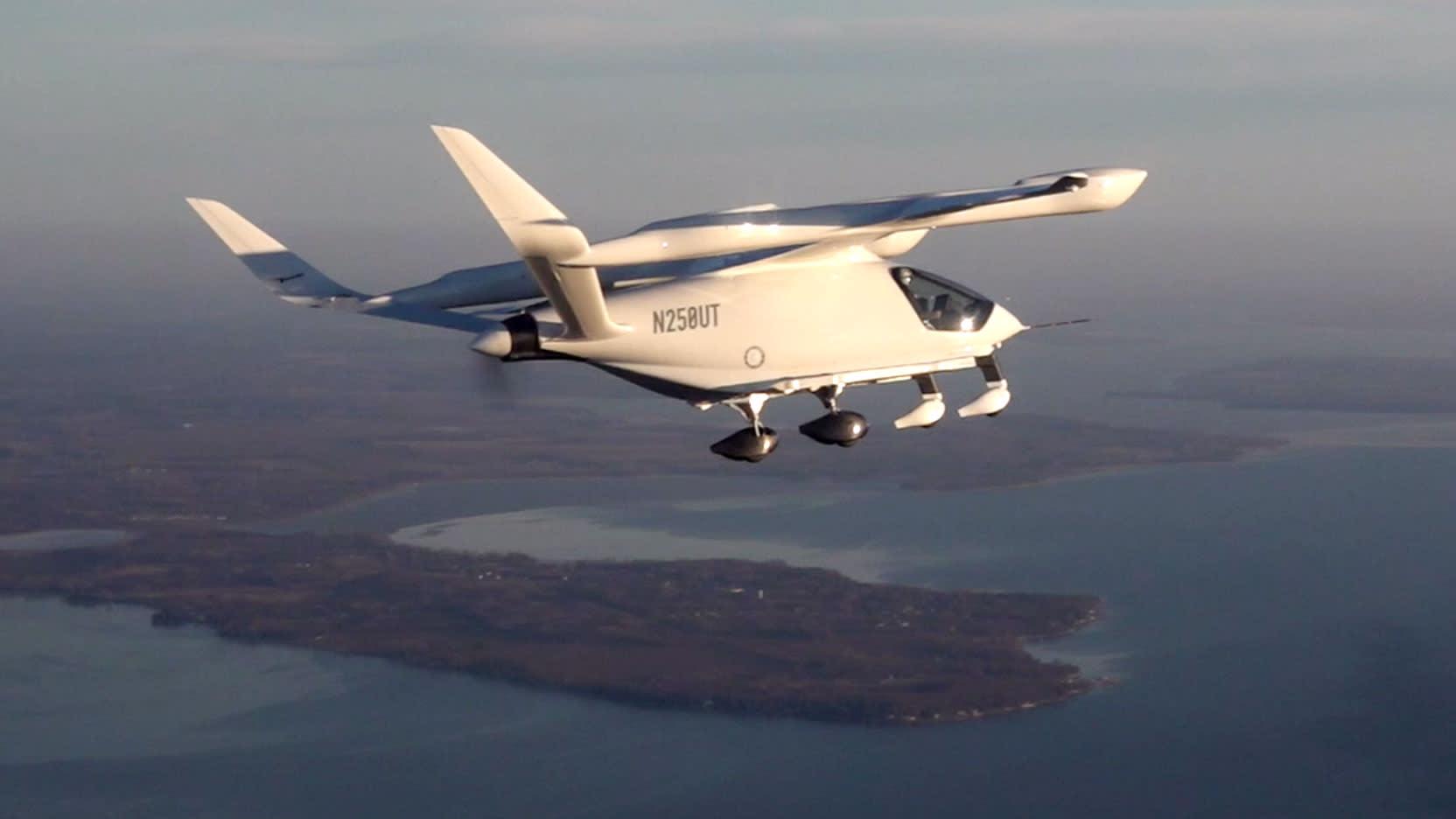 Beta hopes eVTOL aircraft deal with UPS validates new transport mode