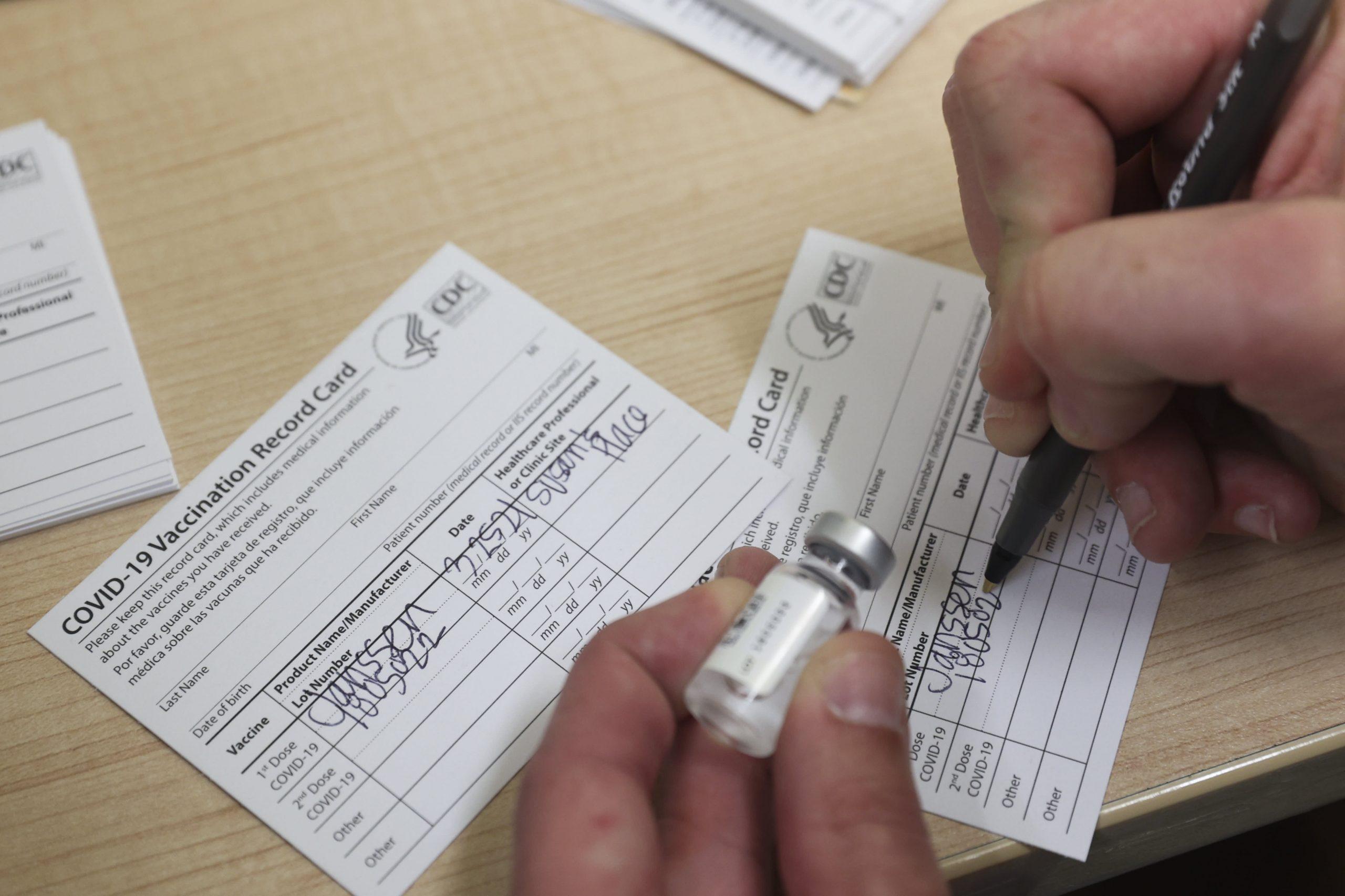 Stop saying Covid vaccine passport